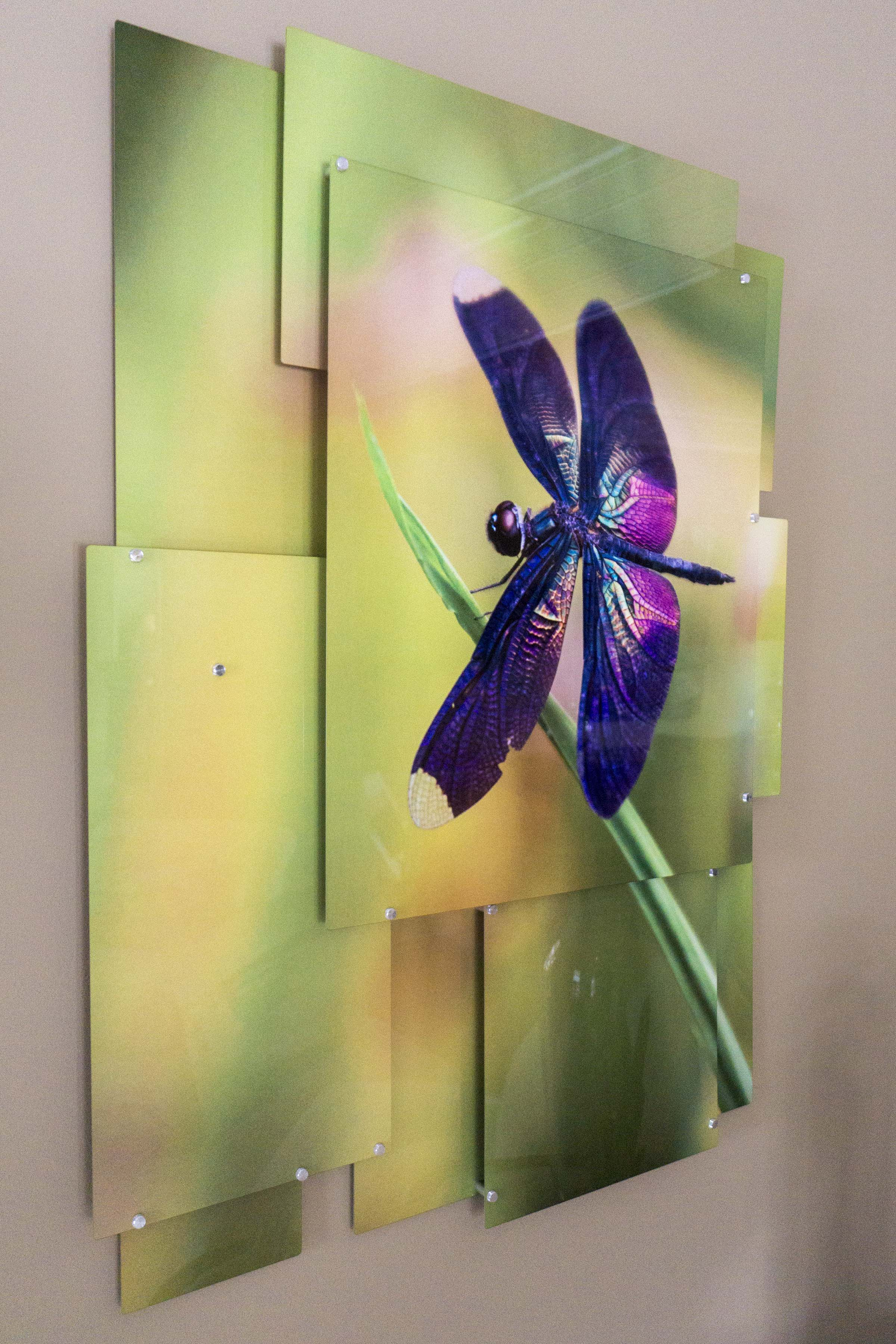 Simply Color – Art Wall (Part 2: The product) – Todd Sechel Studio